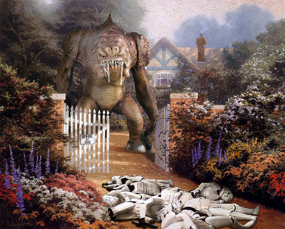 This Is How You Make Thomas Kinkade Paintings Awesome Matthew Paul