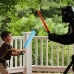 A Letter To My Son: May the Force Be With You